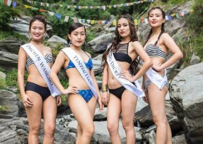 War of words: Why Miss Tibet is being trolled by traditionalists (Scroll)
